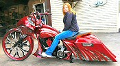 Custom Bagger Builders Pennsylvania